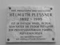 Plessner-Plakette, 2011 in Wiesbaden