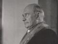 Plessner, 1960 Rektor in Göttingen